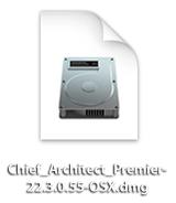 DMG macOS installer
