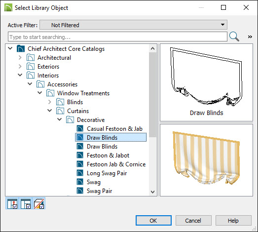 Chief Architect Premiere X4 Training Videos: Adding Shutters And Curtains To Windows