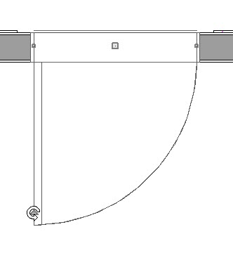 Changing The Hinge Side Or Swing Direction Of Doors