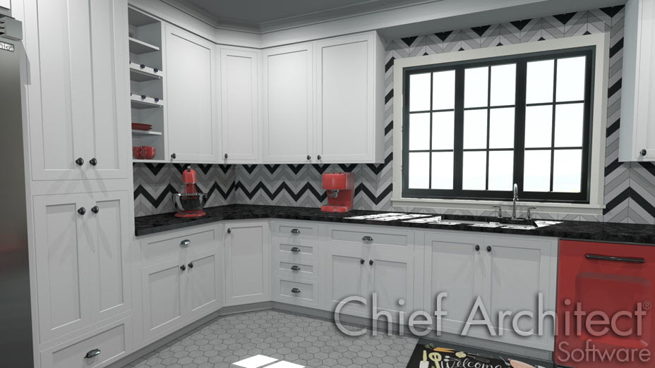 Adding A Corner Cabinet