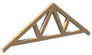 Standard truss