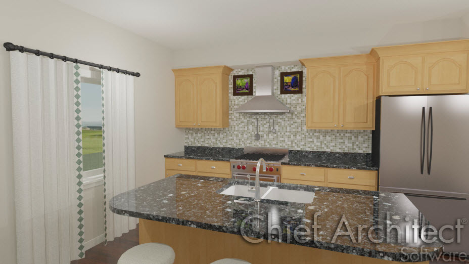 Using The Set As Default Tool To Change Cabinet Styles
