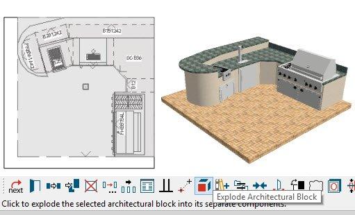 Architectural Block