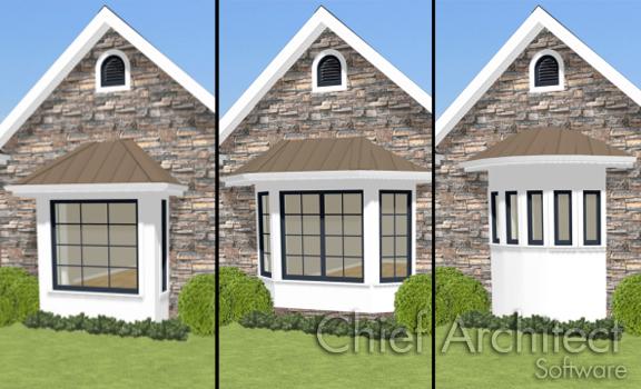 Modifying Individual Windows In A Bay Window Unit