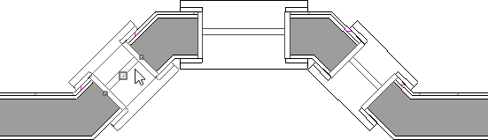 Individual component is selected
