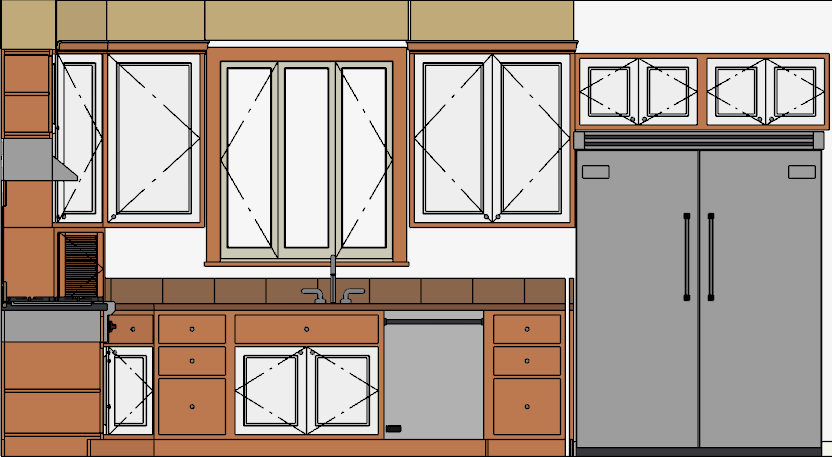 Creating A Cabinet Detail