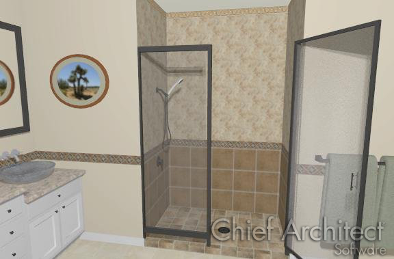 Adding Tile To Walls - Bathroom tile cover up