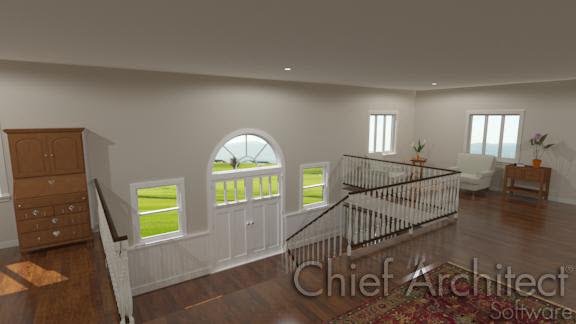 Split Foyer Door : Creating a split level entry