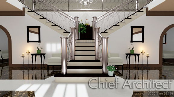 Creating A T Shaped Staircase