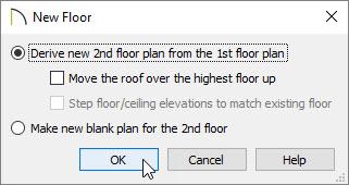 Build a second floor