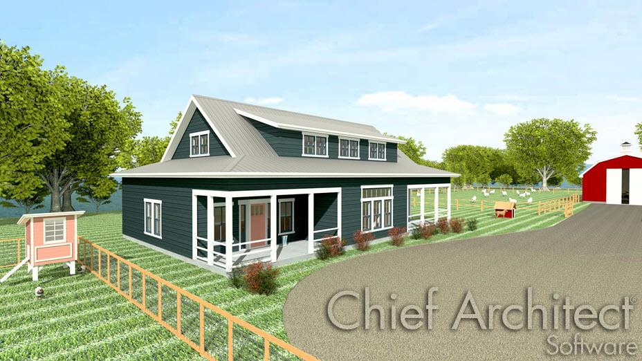 Creating a Dutch Hip Roof