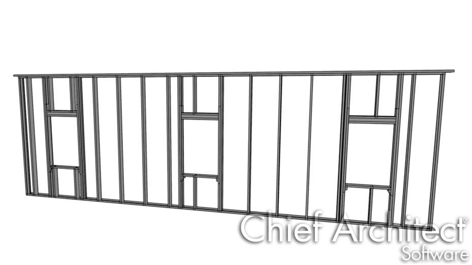 Steel Wall Framing