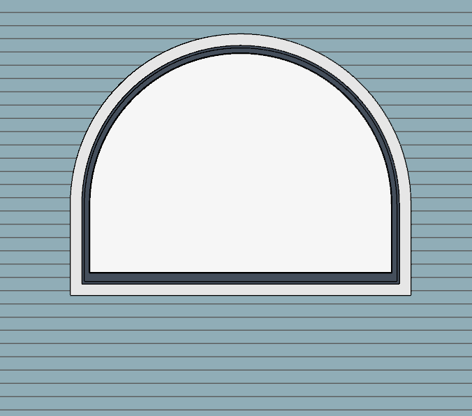 creating an orthographic view of your window