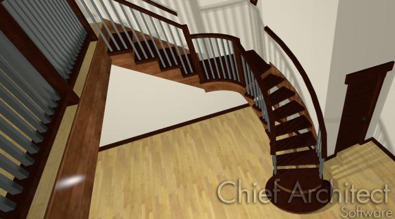 customizing stair landings ForHome Designer Stairs With Landing