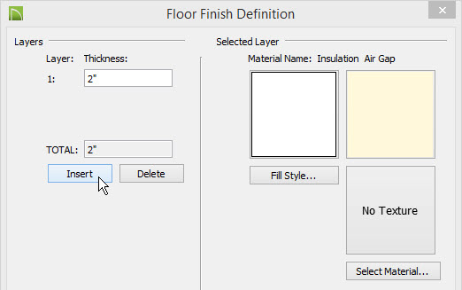 Specifying the floor finish for a deck for Floor finishes definition