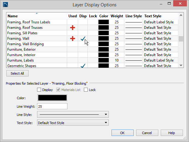 creating an elevation view of wall framing layers pro extended customization for layers wordpress