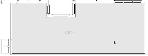 Selected deck room