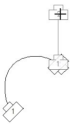 Clicking and dragging to further modify the spline