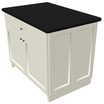 Customizing Cabinet Back and Side Panels