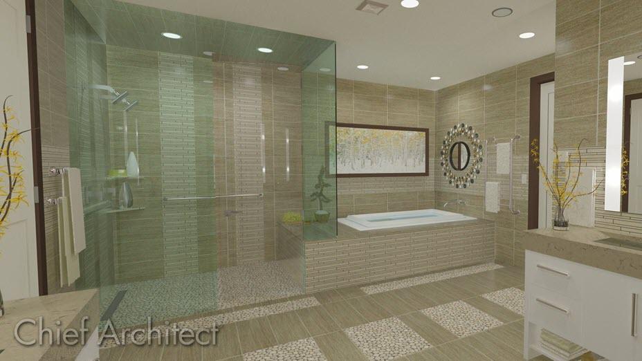 Breckinridge primary bath