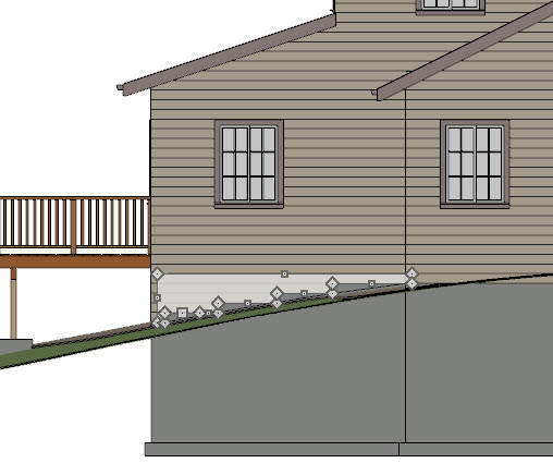 Chief Architect Premiere X4 Training Videos: Creating A Stepped Foundation