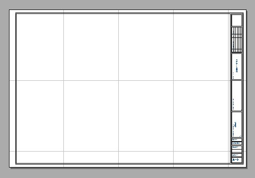 Architectural Drawing Borders resizing a layout title block and border