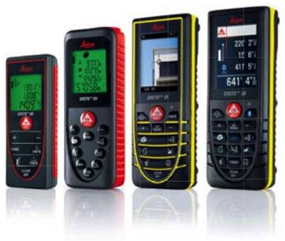 leica disto devices