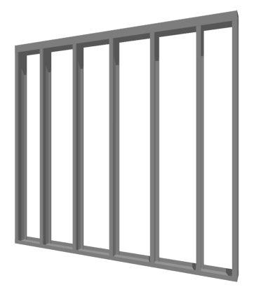 Creating Steel Wall Framing