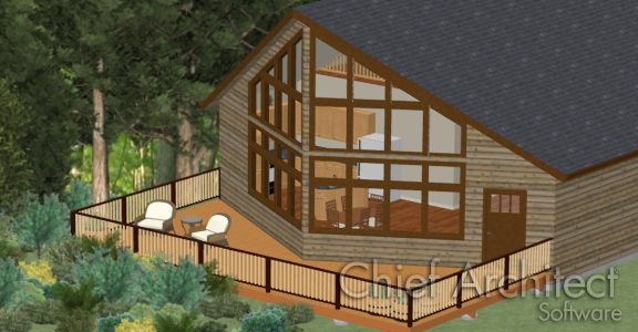 Creating a prow roof for Prow front home plans
