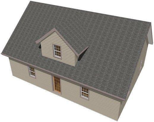Building A Manual Dormer In Home Designer Pro