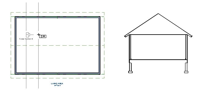 how to create cross section in nx9