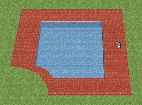 Creating an Outdoor Swimming Pool