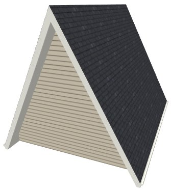 A-Frame Structure