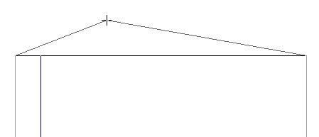 Shape of Terrain Perimeter changed by dragging diamond edit handle