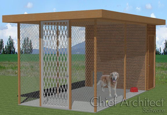 Creating a Dog Kennel